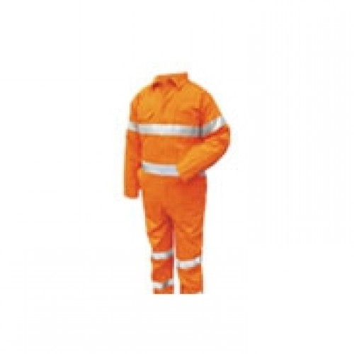 Fosforlu İş Güvenliği Elbisesi
